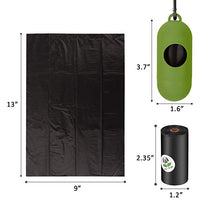 Load image into Gallery viewer, BOLUX Biodegradable Dog Poop Bags Eco-Friendly Pet Waste Bags Dispenser Pet Poop Bags