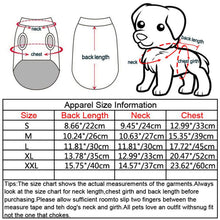 Load image into Gallery viewer, Warm Pet Dogs Clothes Cute Warm Casual Coats with High Collar for Winter and Autumn Puppy Cloth for Pet Dog