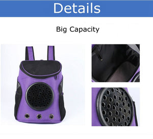 NEW Carrier Dog Cat Space Capsule Shaped Pet Travel Carrying Breathable Shoulder Backpack Outside Travel Portable Bag