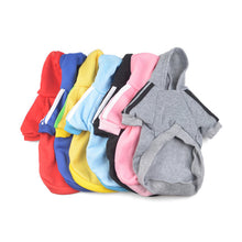 Load image into Gallery viewer, Sizes S to 9XL Dog Hoodies Clothing Large and Small Dogs Warm Coat Hoodies Jackets Sweatshirts Sweaters for Dog Clothes