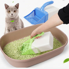 Load image into Gallery viewer, Durable Cat Litter Shovels Kitten Sand Waste Scooper Shovel Plastic Toilet Litter Cat Scoop Clean Tool for Pet Dog Cat Scoop Pet