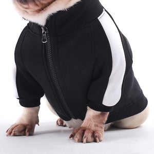 Pet Dog Sweater for Small Dogs Cotton Jacket for French Bulldog Coat for Chihuahua Pet Puppy Sweatshirt Costume PC1138