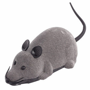 Wireless Remote Control RC Electronic Rat Mouse Mice Toy For Cat Puppy Gift ANY Cat Toy