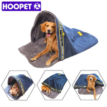 Load image into Gallery viewer, HOOPET Pet Dog Bed Mascotas Beds for Large Dogs Pet Mat Blanket Small Dog Mattress Foldable Pet Home