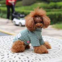 Load image into Gallery viewer, Pet Cat Warm Winter Classic Sweaters For Large Small Dogs Cat Clothing Pet Dog Coat Sweater Dogs Jacket Chihuahua
