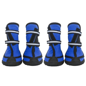 Waterproof Rain Shoes For Medium Large Dogs Multi Colors Optional Dog Rain Boots