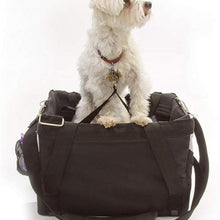 Load image into Gallery viewer, 2 In 1 Pet Bicycle Carrier Dog Bike Bag Small Pet Travel Basket