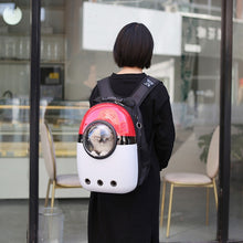 Load image into Gallery viewer, Cat Backpack Window Astronaut Bag For Cat Backpack Pet Carrier Capsule