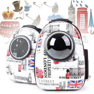 Cat Backpack Window Astronaut Bag For Cat Backpack Pet Carrier Capsule