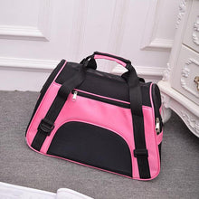 Load image into Gallery viewer, PUPISHE Pet Backpack Messenger Carrier Bags Cat Dog Carrier Outgoing Travel Packets Breathable Pet Handbag Yorkie Chihuahua