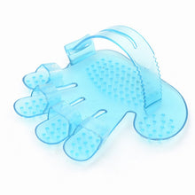 Load image into Gallery viewer, Silicone Pet Grooming Glove For Cats Hair Brush Comb Cleaning Deshedding Pets Products for Cat Dog Removal Hairbrush