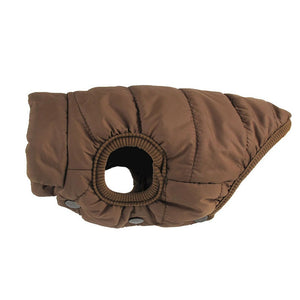 Winter Dog Clothes Pet Coat Clothes Dog Vest Jacket Clothing Windproof Warm Dog Coat for Small Medium Large Dogs XS-3XL