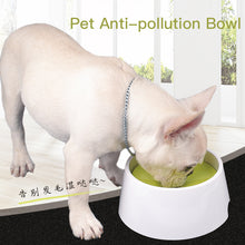 Load image into Gallery viewer, Pet Feeder 1000ml Cat Floating Bowl for Dog Puppy No Wetting Cat Feeding Kitten Drinking Bowl High Quality Plastic Water Feeders