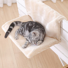 Load image into Gallery viewer, Cat Bed Removable Window Sill Cat Radiator Lounge Hammocks for Cat Kitty Hanging Bed Cosy Carrier Pet Bed Seat Hammock