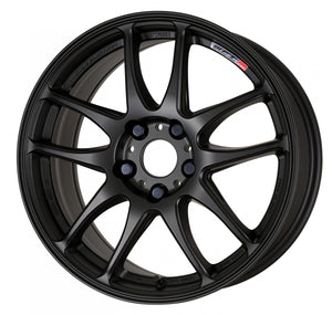 Work Wheels Emotion CR Kiwami (Ultimate) (1P) 18x10.5 +22 5x114.3 Matte Black