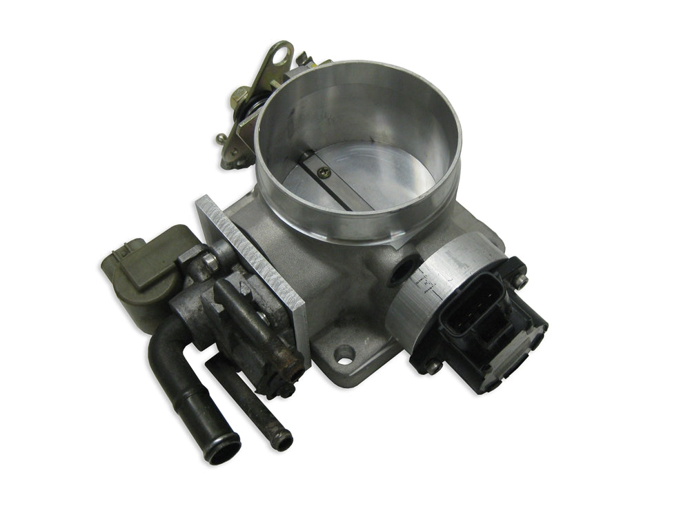 Mustang Throttle Body Conversion