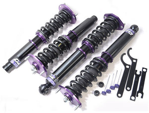 Volvo D2 Coilovers