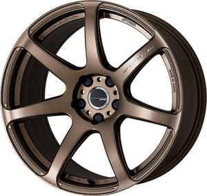 Work Wheels Emotion T7R (1P) 18x9.5 +12 5x114.3 Matte Bronze