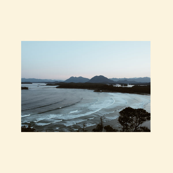 Overlooking Cox Bay | Print