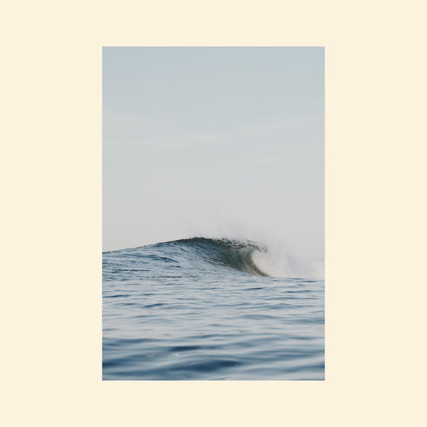 Portrait Of A Wave | Print