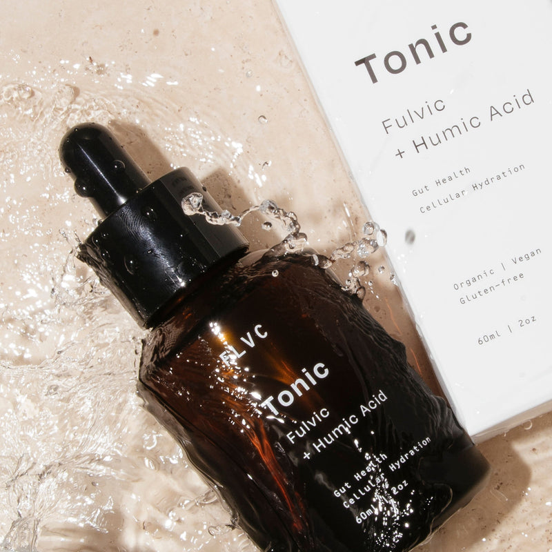 The Tonic | Gut Health & Cellular Hydration | Fulvic + Humic Acid