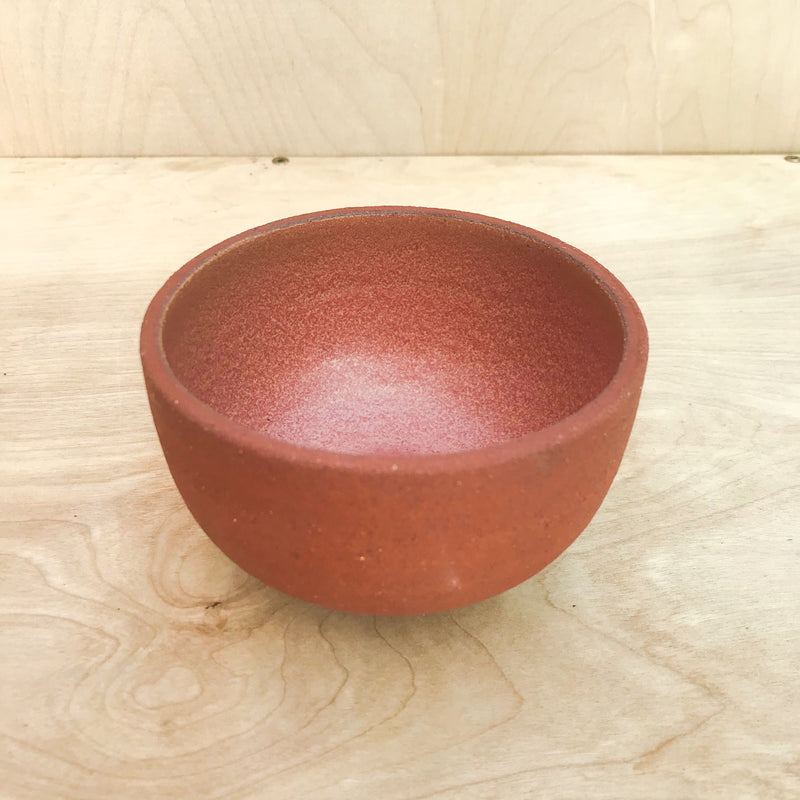 Ceramic Bowl on Pedestal | Small