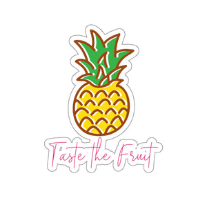 Taste The Fruit Pineapple Sticker