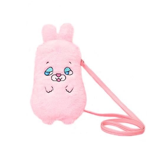 Kawaii Korean Japanese Bentoy Squint Animal Phone Harajuku Style Cute Funny Messenger Portable Shoulder Bag