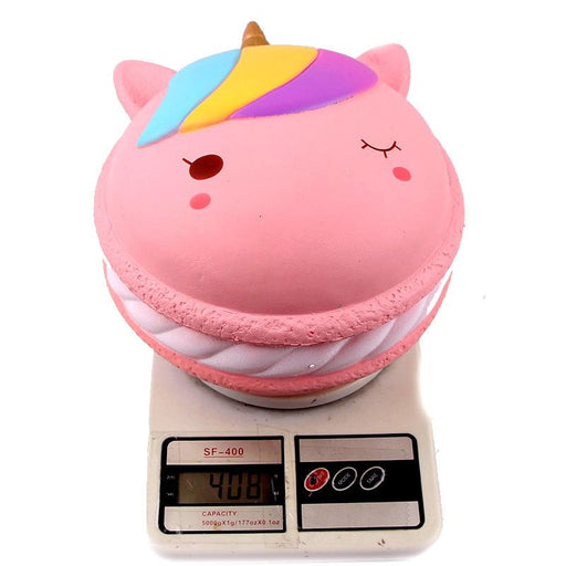 Silly Squishy - Kawaii Korean Japanese Slow Rebound Unicorn Macaron Squishy