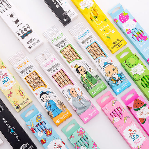 Kawaii  Japanese  Korean  HB environmental pencil