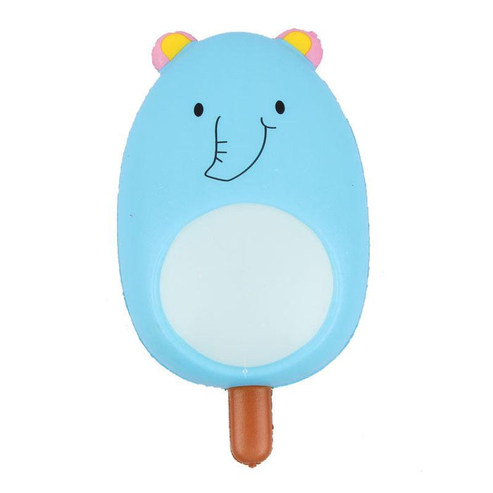 Silly Squishy - Kawaii Korean Japanese Color printing animal ice cream slow rebound toy Squishy