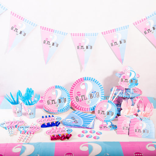 Kawaii  Japanese  Korean Gender decryption party supplies