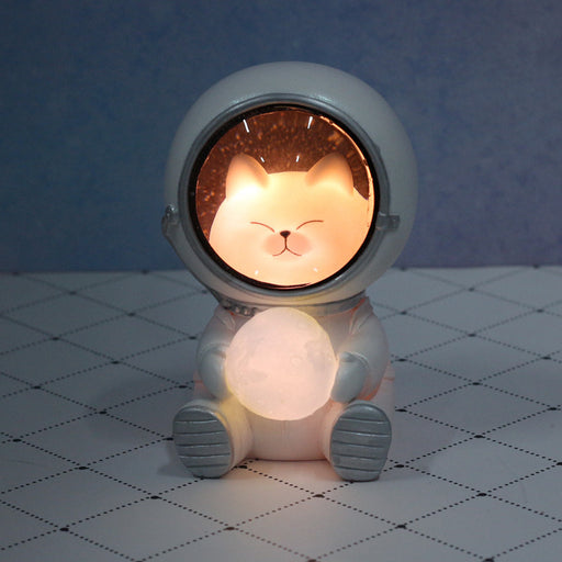 Guardian Galaxy Night Light Small Table Lamp Novelty Groceries Student Table Lamp ~ Table Ornaments