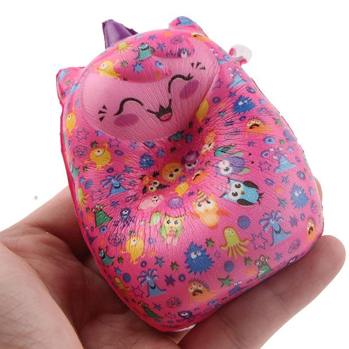 Silly Squishy - Kawaii Korean Japanese Unicorn baby PU simulation slow rebound toy children Squishy