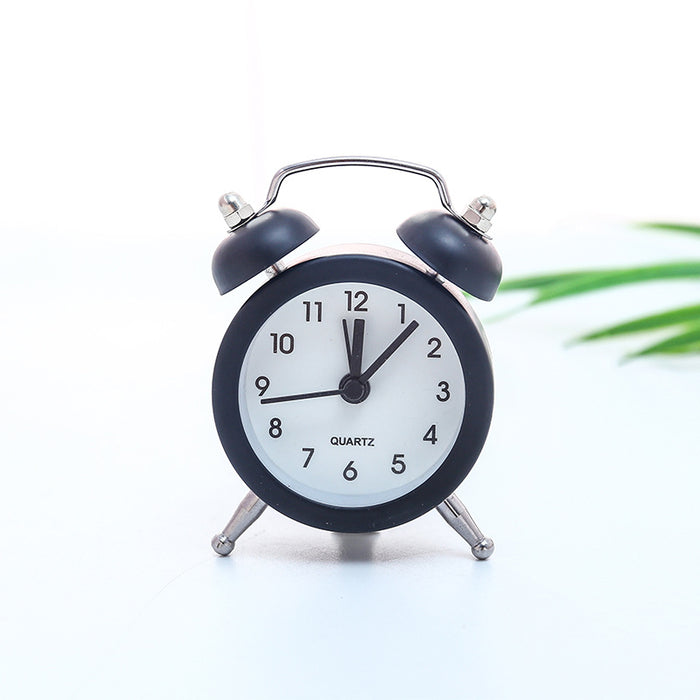 Kawaii  Japanese and Korean Simple and stylish multifunctional bedside alarm clock