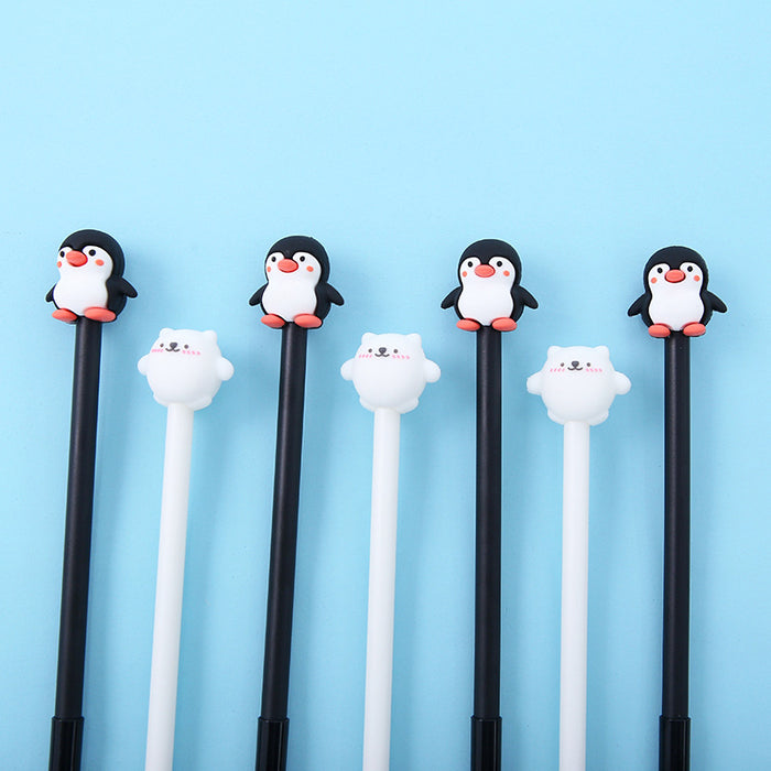 Kawaii Japanese Korean Cartoon Penguin Pen