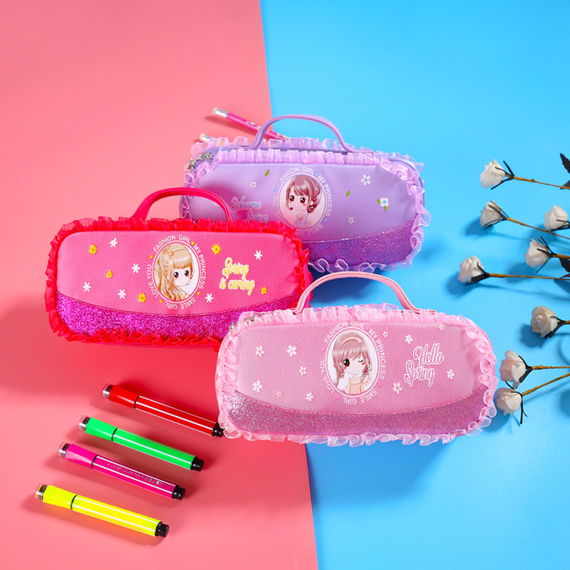 Girly Pencil Case