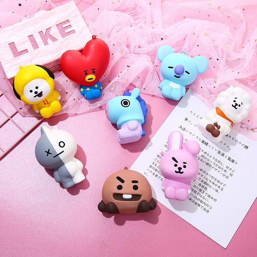 Silly Squishy - BT21 Slow Rising Squishy