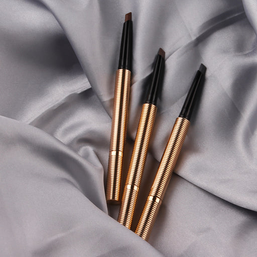 Kawaii  Japanese  Korean Waterproof, non-removing makeup, long-lasting color and refillable ultra-fine eyebrow pencil