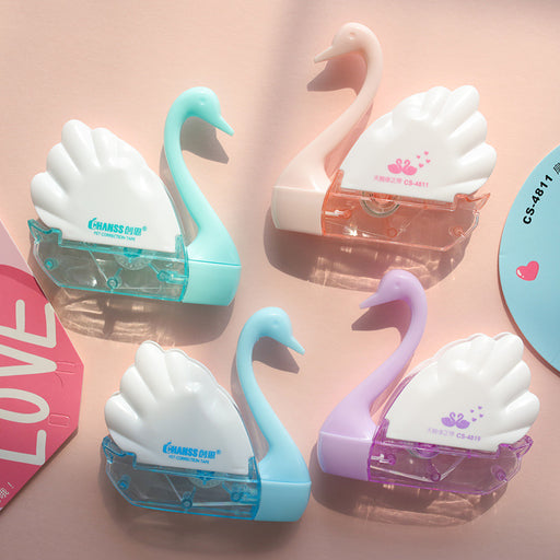 Kawaii  Japanese  Korean Swan Correction Tape