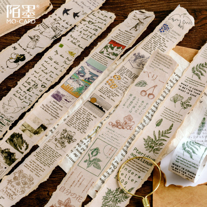 Kawaii Cute Girly Paper Tape Inspiration Gallery Series Decorative Stickers