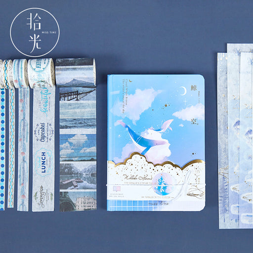 Nautical Deep In The Sea Notebook Set