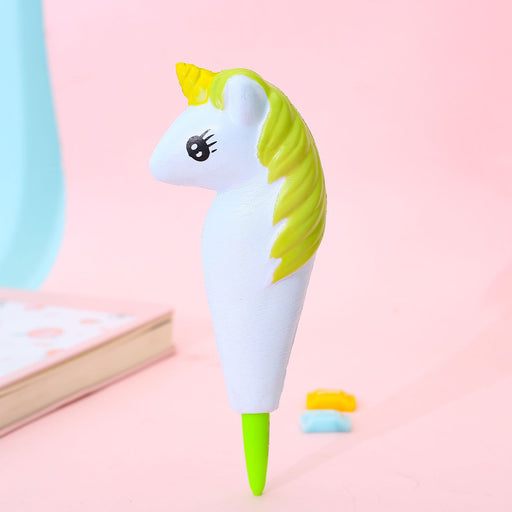 Unicorn Squishy Pen