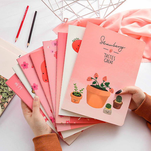 Strawberry Notebooks