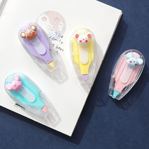 Kawaii  Japanese  Korean Small Dinosaur Chipmunk Vera Correction Tape