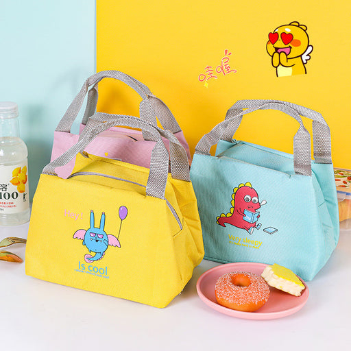 Kawaii  Japanese  Korean Portable insulation bag lunch bag picnic bag