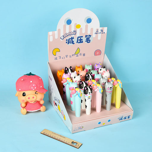 Kawaii  Japanese  Korean Unicorn decompression pen