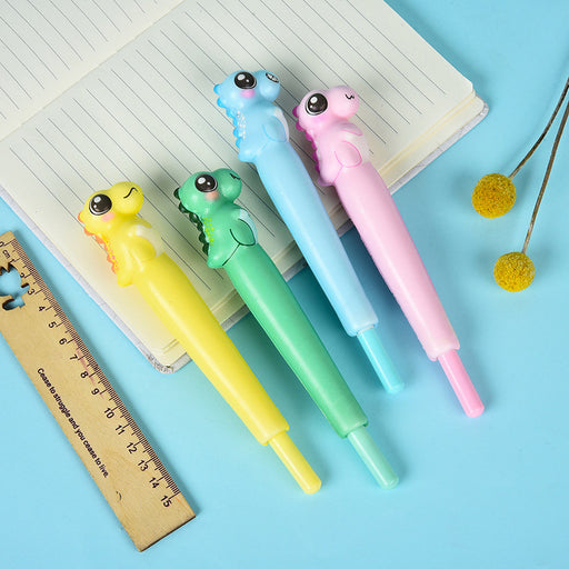 Kawaii  Japanese  Korean  Dinosaur chronic rebound decompression pen