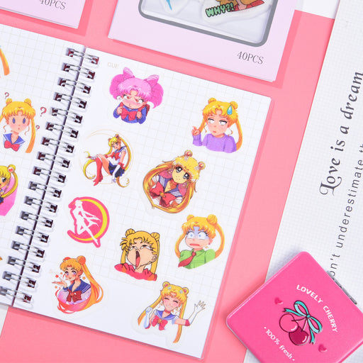Kawaii Japanese Korean Sailor Moon Sticker