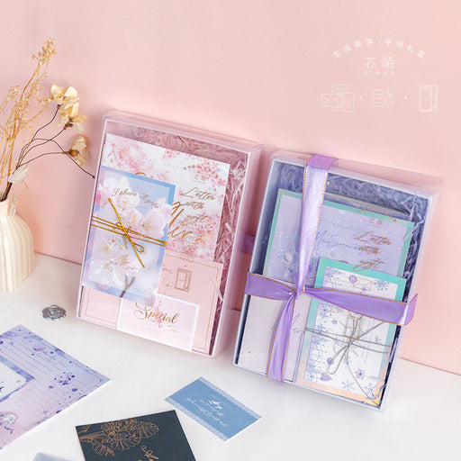Kawaii  Japanese  Korean  Souvenir gift box / hand-written notebook notebook